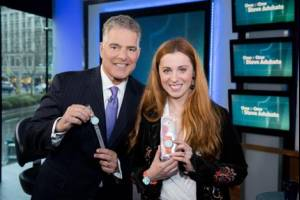 Jewelbots CEO Talks with Steve Adubato about Bracelets that Inspire Girls to Learn STEM