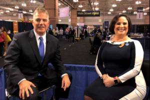 Steve Adubato and NJ Teacher of the Year Examine the Importance of Sign Language