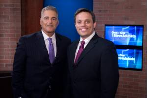 Steve Adubato and Big Brothers Big Sisters President Discuss Program to Connect Youth and Police Officers