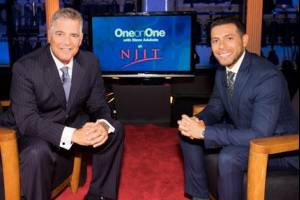 "Elite Daily Co-Founder inspires millennial entrepreneurs on ""One-on-One"""