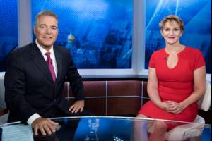 Exec. Dir. of Hunger Free NJ and Steve Adubato Explore Hunger Issues at College Campuses