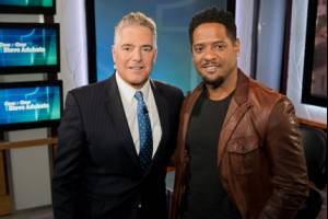 "Blair Underwood on His Role in Broadway's ""A Soldier's Play"""