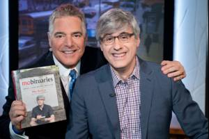 "Mo Rocca Talks About His New Book, ""Mobituaries"""