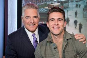 Actor Josh Segarra Discusses His Three Very Different Roles